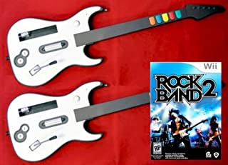 rock band 2 bundle