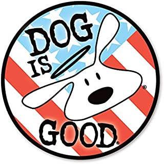 Dog is Good Bolo Patriot Magnet