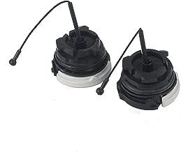 ATVATP Oil Fuel Cap for STIHL MS171 MS181 MS192 MS192T MS200 MS210 MS211 MS230 MS240 MS250 MS260 MS340 MS360 MS380 MS381 HT100 HT101 HT250 HT130 HT131
