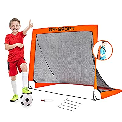 Amazon - 8% Off on Soccer Goal Portable Popup Net   47X35 inches