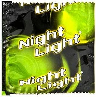 Night Light Condoms Premium Latex Condoms Lubricated 12 condoms