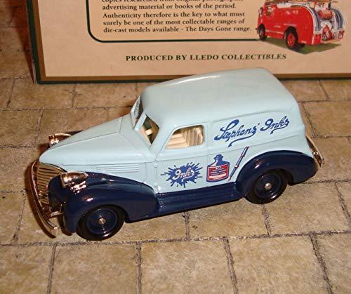 Lledo - Days Gone – 1939 Chevrolet Panel Van – Stephen's Inks