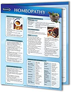 Homeopathy Guide - Quick Reference Guide by Permacharts