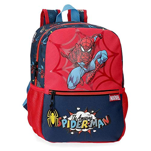 Zainetto 32cm adattabile a carrello Spiderman Pop