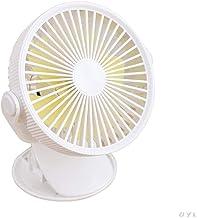 YAOHEHUA Draagbare Mini USB Fan Bureau ABS Elektrische Desktop Computer Tafel Fan Home Office Elektrische Fans Mini Ventil...