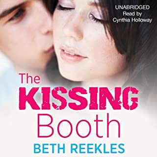The Kissing Booth cover art
