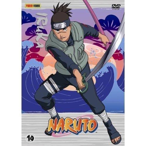 Naruto - Vol. 10, Episoden 41-44