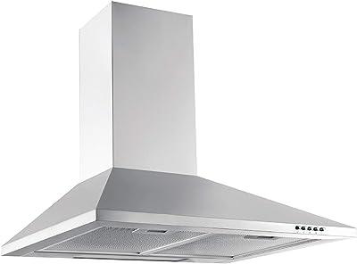 respekta Premium grifflose Cocina – Bloque de Cocina (330 cm Blanco Frontal Gris Brillante vitrocerámica: Amazon.es: Hogar