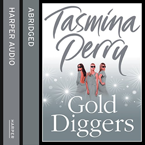 Gold Diggers audiobook cover art