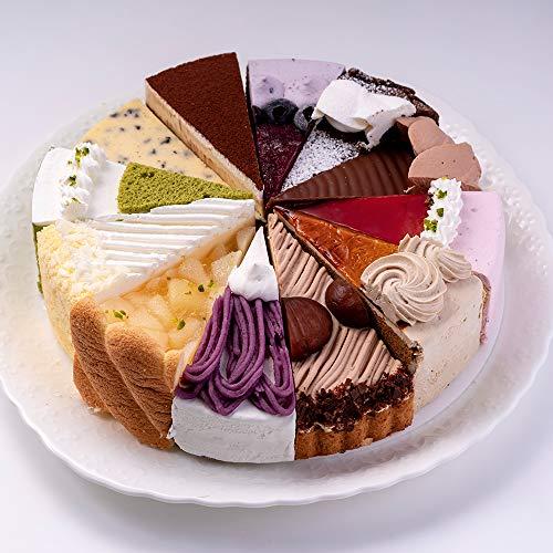 12種バラエティケーキ 7号 直径21.0cm (約6~12名) 誕生日ケーキ 記念日ケーキ パーティケーキ
