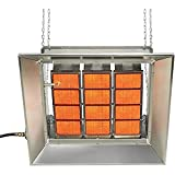 Infrared Heater Gas - Best Reviews Guide