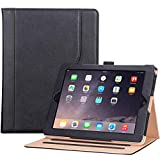 ProCase iPad 2 3 4 Case (Old Model) - Stand Folio Cover Case for Apple iPad 2/iPad 3/iPad 4 –Black