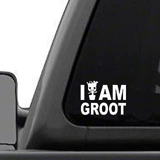 Signage Cafe I Am Groot – 4