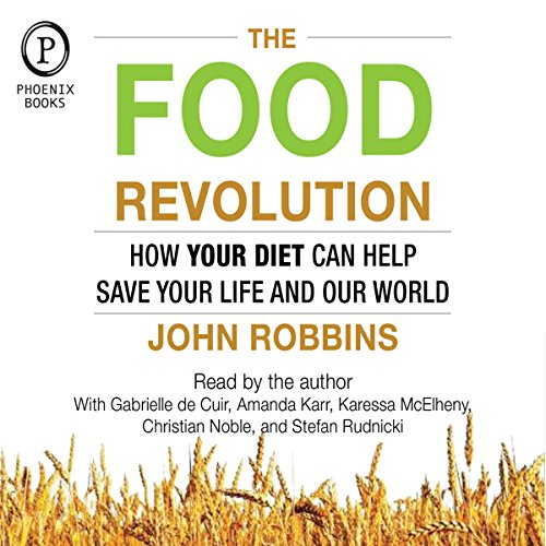 The Food Revolution cover art