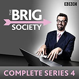The Brig Society: Complete Series 4 cover art