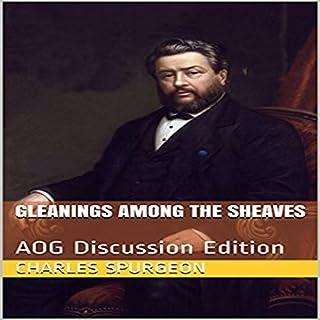 Gleanings Among the Sheaves audiobook cover art