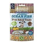 Little BigPaw Oven Baked Dog Treats - Atlantic Ocean Fish 130g