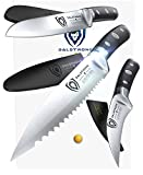 DALSTRONG - Gladiator Series - Forged German Thyssenkrupp High-Carbon Steel - Paring Knife (3-Piece...