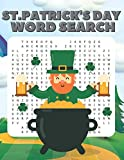 St. Patrick's Day Word Search: Puzzle Book for Kids and Adults, An Easy Brain Teasers to Pass Time