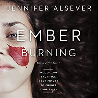 Ember Burning audiobook cover art