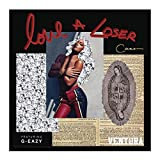 Posters G-Eazy Rap Hip Hop Star Singer Music Album Cover Rapper Art Print Visual Art Canvas Picture Posters Home Room Decoration painting-24x24Inch No Frame