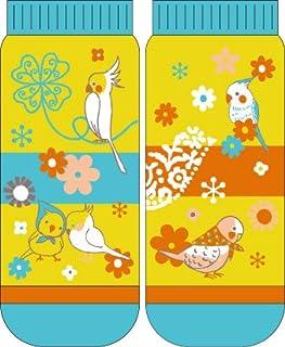 Shinzi Katoh レディースソックス Bird SKS2404