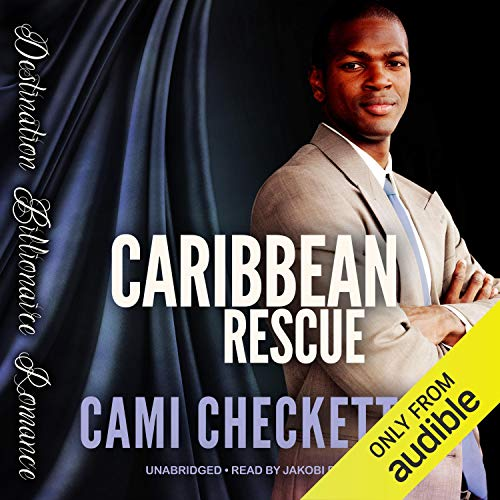 Caribbean Rescue audiobook cover art