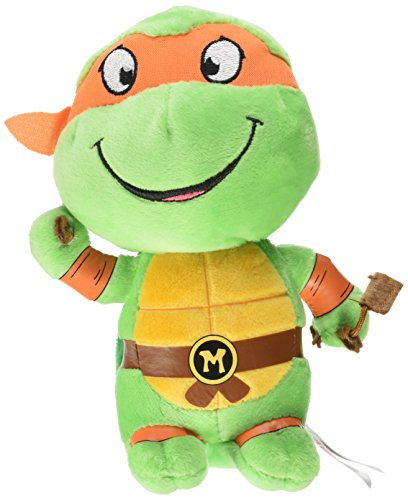 Ty Teenage Mutant Ninja Turtles Michelangelo Mask, Orange, Regular