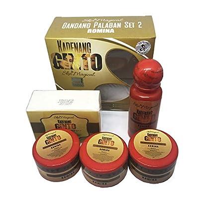 Skin Magical Rejuvenating Skin Care Set No 2 - Day and Night Skin Whitening & Skin Renewal Cream Set