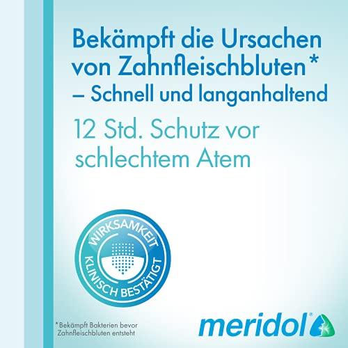 meridol SICHERER ATEM Mundspülung, 400 ml - 5