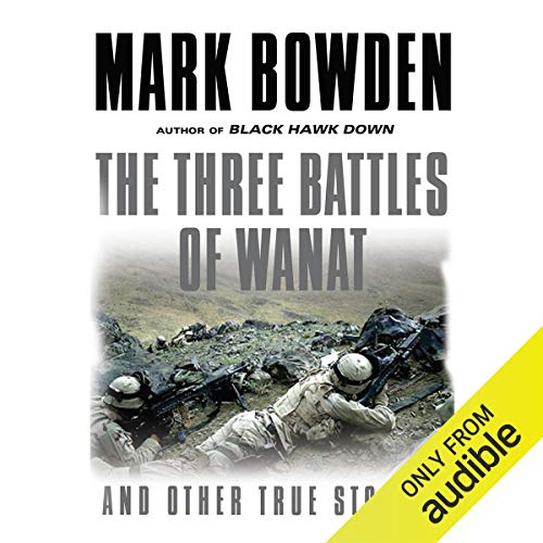 The Three Battles of Wanat and Other True Stories cover art