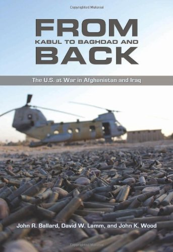 Image of From Kabul to Baghdad and Back: The U.S. at War in Afghanistan and Iraq