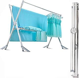 Équipement pour la maison Supports de séchage pour vêtements Support de buanderie d'intérieur Sèche-linge Support de sécha...