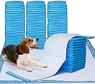puppy training pads 100pcs 90x60cm Dog Training Pads/Training Pee and Potty Pads with Quick Drying Surface and Absorbent C...