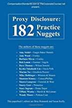 Proxy Disclosure: 182 Practice Nuggets