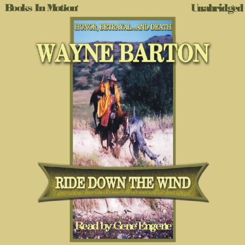 Ride Down the Wind audiobook cover art