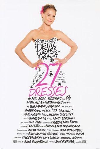 27 Dresses POSTER Movie (27 x 40 Inches - 69cm x 102cm) (2008)