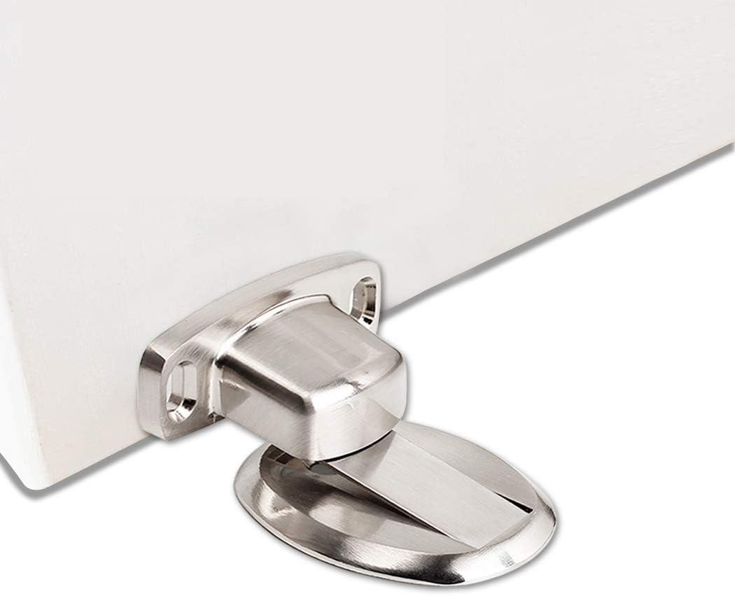 GGIENRUI Magnetic Door Stopper Super-cheap Great interest Heavy Duty Stop Steel Holder