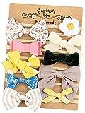 Baby Girl Headbands and Bows, Nylon Headbands, Hair Accessories...