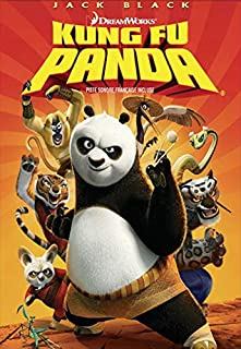 Kung Fu Panda Movie for Kids Poster Prints Wall Art Decor Unframed,Multiple Patterns Available,16x12 24x16 32x22 Inches