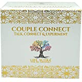 Couple Connect - by USA Psychologist - 155 Conversation Starters and Fun Activities - Improve Mindfulness, Communication, Romance and Trust - Card Game for Adults