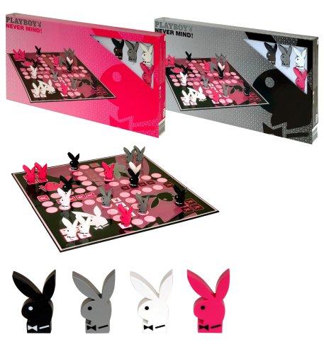Playboy 10109000 Never Mind! Classic - Gesellschaftsspiel für bis zu 4 Spieler