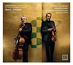Anzeige Amazon: Bach & Vivaldi: Sonar in ottava - Double Concertos for Violin and Violoncello