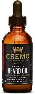 Cremo Reserve Blend Astonishingly Superior Beard Oil, 1 Fluid Ounce
