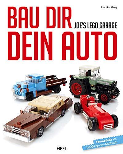 Joe's Lego-Garage: Bau Dir Dein Auto
