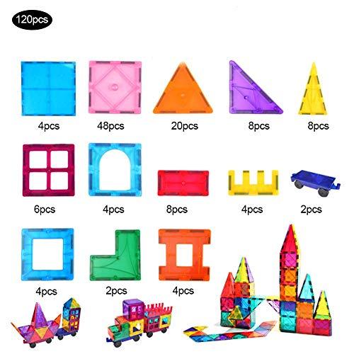 Kioski DIY magnetische kinderraam Lichtdoorlatende magnetische puzzel om bouwstenen te spellen Doorschijnende bouwstenen Kinderpuzzel