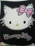 Sanrio Charmmy Kitty - Toalla de baño (tamaño grande)