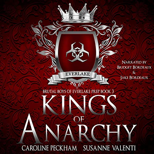 Kings of Anarchy cover art