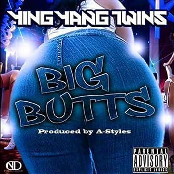 Big Butts - Single