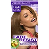 Dark And Lovely Permanent Hair Dye Sunkissed Brown 377